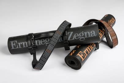 Yoga mat by Ermenegildo Zegna
