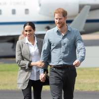 Prince Harry's dad-to-be scruff