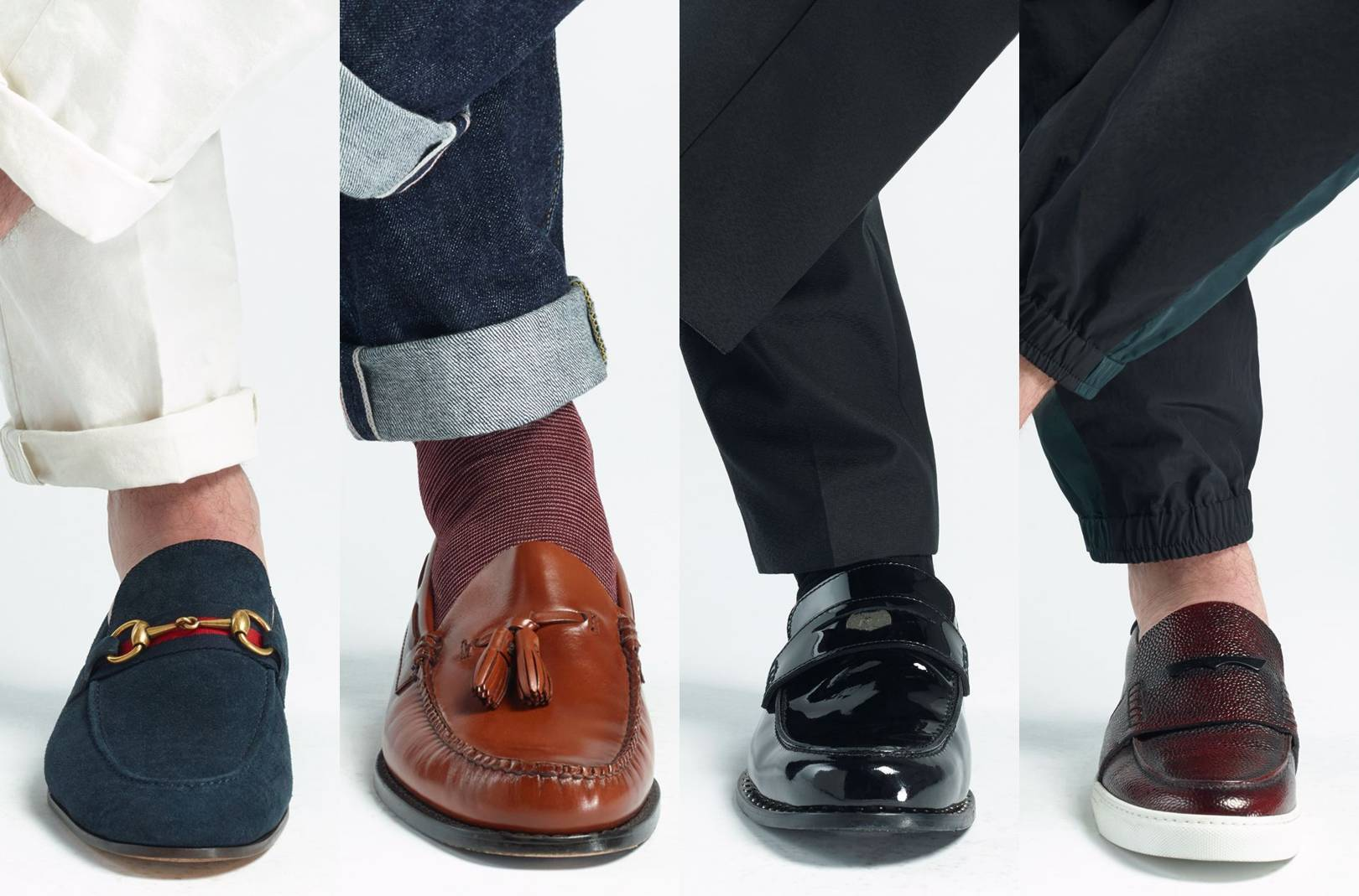 73f2a8b0c02 How to wear loafers