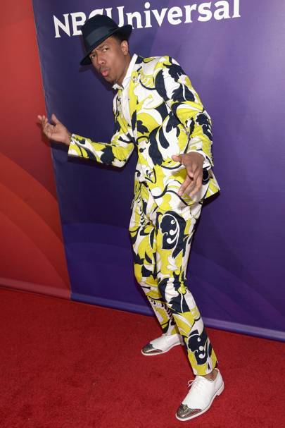 4. Nick Cannon