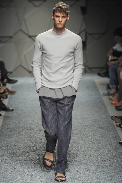A lighter shade of grey - Z Zegna