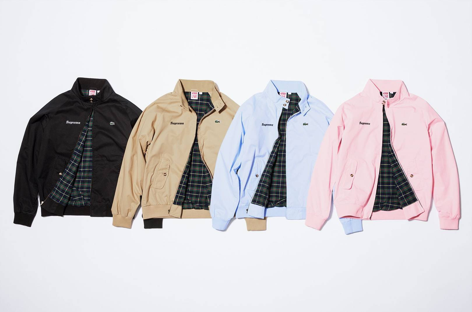 0a08ce10b Supreme x Lacoste Spring 2017  every item plus prices