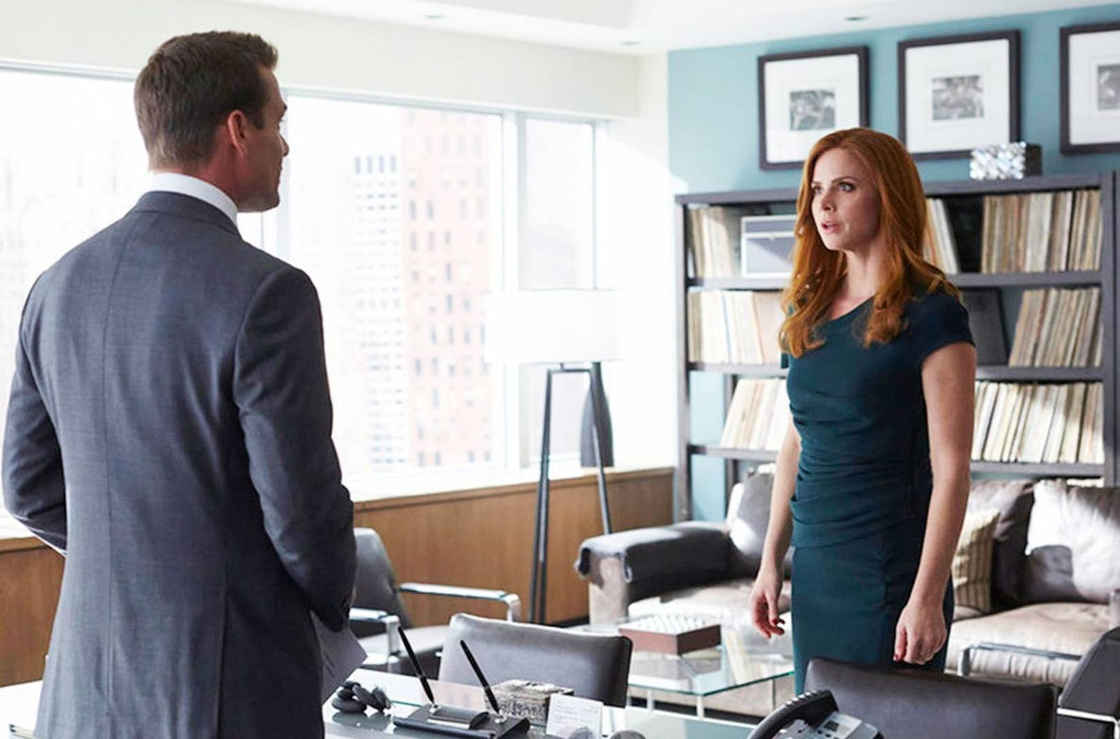 suits harvey specter office. Suits Harvey Specter Office