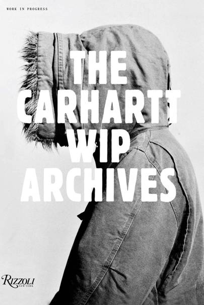 'Work in Progress: The Carhartt WIP Archives' book