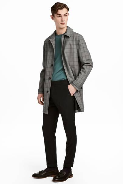 Car coat by H&M