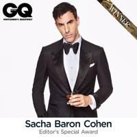 Sacha Baron Cohen - Editor's Special Award