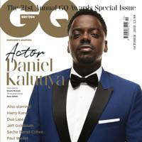 Actor of the Year: Daniel Kaluuya