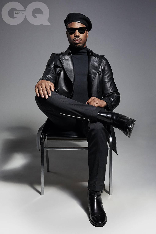 Michael B Jordan On Black Panther We Re Giving Black People Power