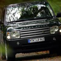 2002: Range Rover