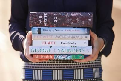 Man Booker Prize 2017: The Shortlist