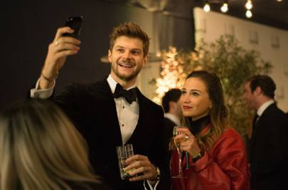 Jim Chapman and Carlotta Constant