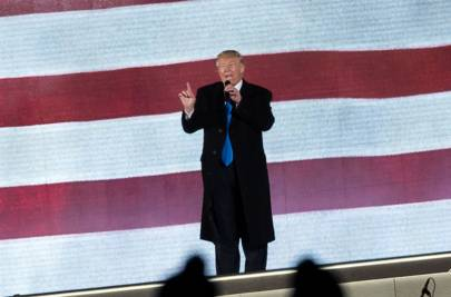 19 January 2017: The Make America Great Again concert