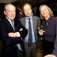 Simon Jenkins, Geordie Greig and Phillipa Walker