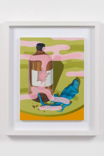 5. Slippery Gaze at Alice Black Art