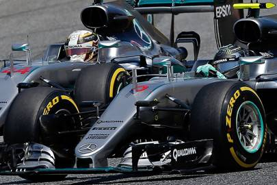 Formula One stars and their cars  MSN
