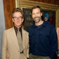 Tom Stubbs and Patrick Grant