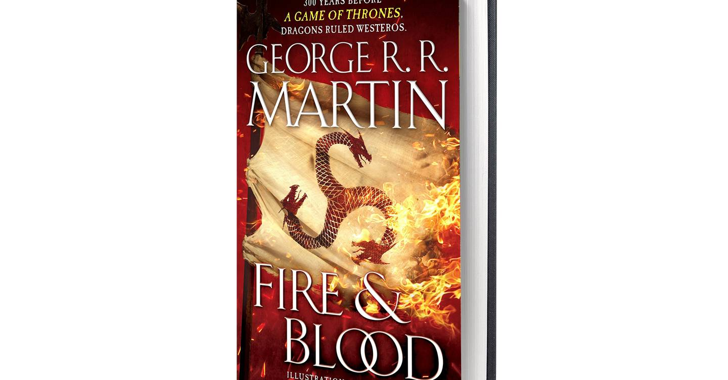 Fire And Blood Review: a fantasy history that's as dry as the real thing