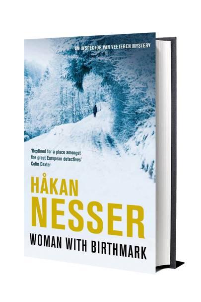 Woman With Birthmark by Håkan Nesser (1996)