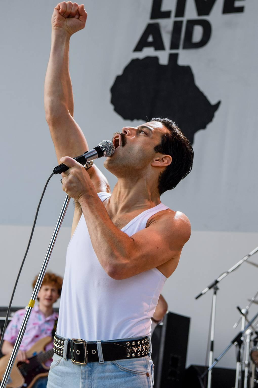 Rami Malek Interview 2018 The Actor On Playing Freddie Mercury