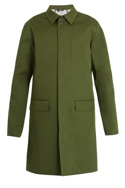 Car coat by APC