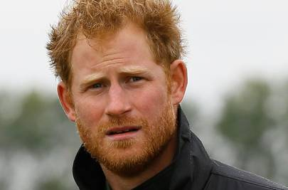important grooming news prince harry has grown a beard british gq. Black Bedroom Furniture Sets. Home Design Ideas