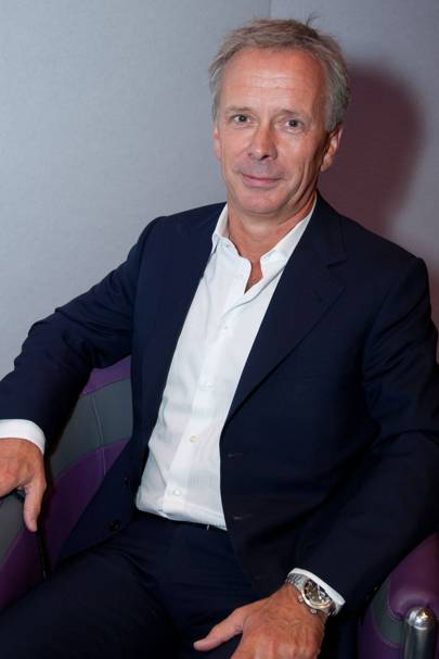 Media and publishing: Peter Fincham