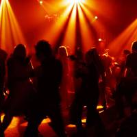 In nightclubs or in private members' clubs?
