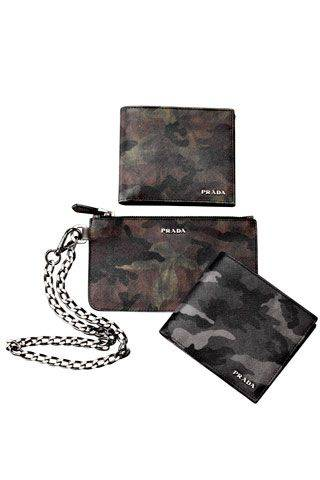 Wallet by Prada