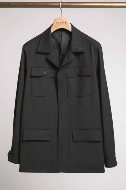 Travel field jacket by Caruso, £885