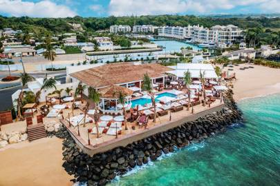 The Latest Entry Nikki Beach Barbados Is First Luxury Club Property On Island And Sits One A Half Acres Of Unsurprisingly Gorgeous