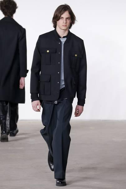 733975647a1671 Tim Coppens Autumn Winter 2016 Menswear show report   British GQ