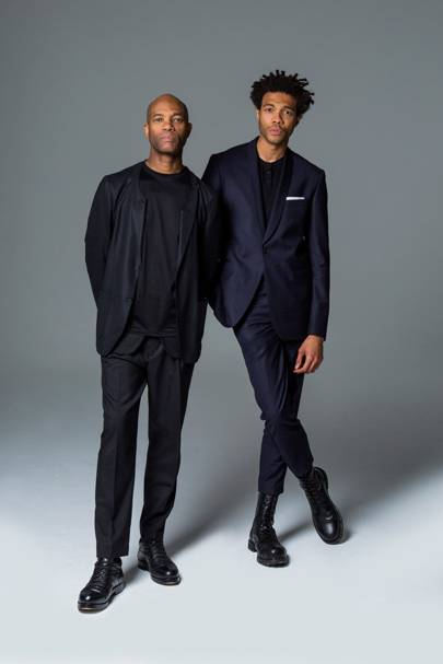 Joe and Charlie Casely-Hayford, designers