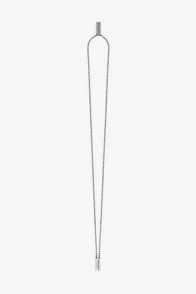 Chains necklace by Saint Laurent