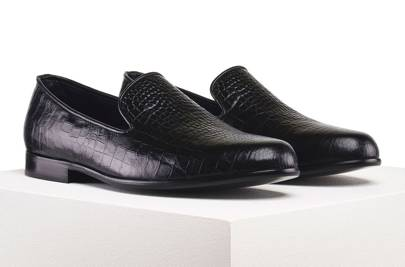 Duke & Dexter leather slippers