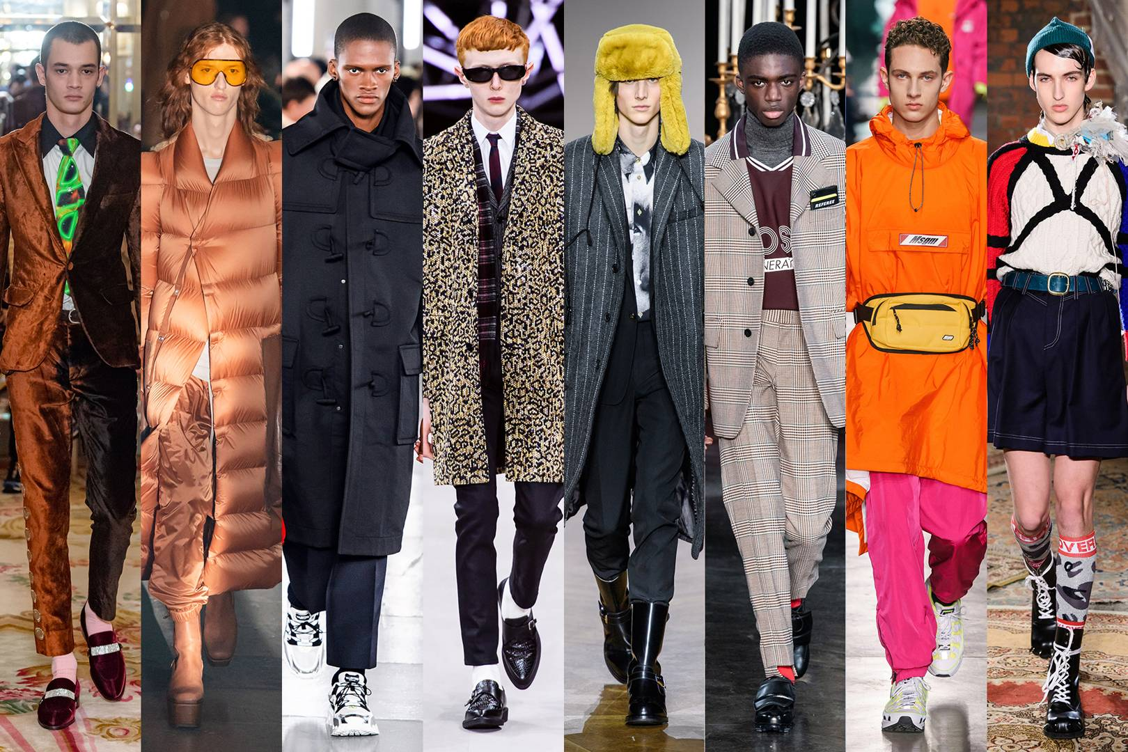 9eec6e2d9de Autumn Winter 2019 trends for men