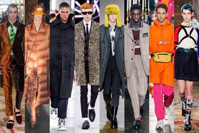 Autumn Winter 2019 Trends For Men British Gq