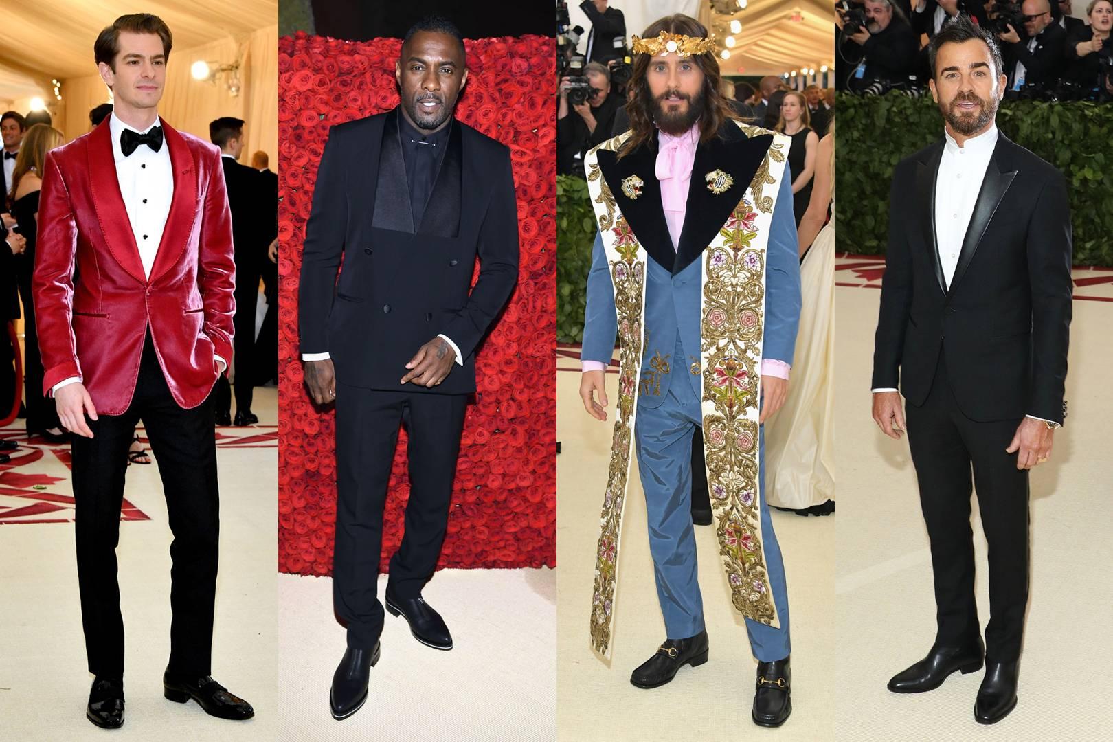 Met gala 2018 best dressed men british gq altavistaventures Images