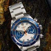 Chrono Blue 42mm by Tudor