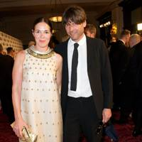 Claire Neate and Alex James