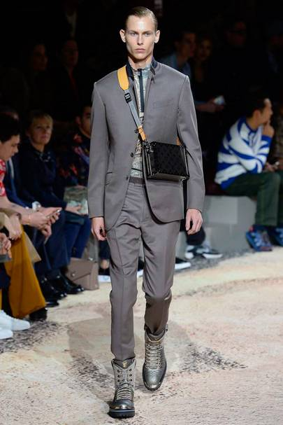 7a6e1d84315b Louis Vuitton Autumn Winter 2018 Menswear show report