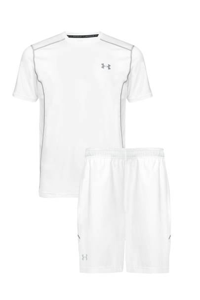 Tech attire by Under Armour