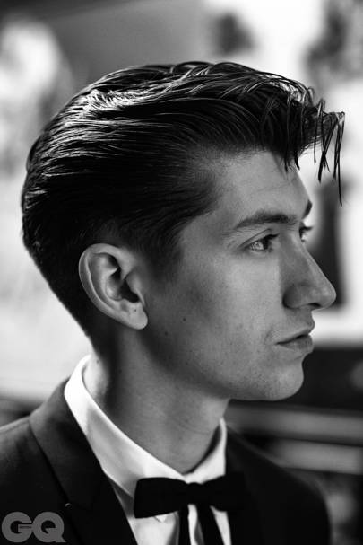 alex turner hair style arctic monkeys band amp photos of the year 7742