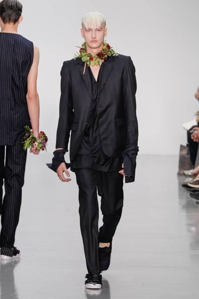 Matthew Miller Spring Summer 2015 Menswear show report  e3d89dddabd