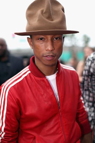 2014: Pharrell