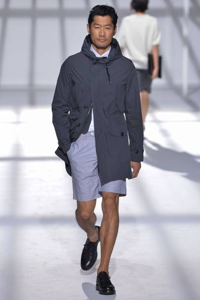 A look from Todd Snyder's S/S '16 show in Tokyo.
