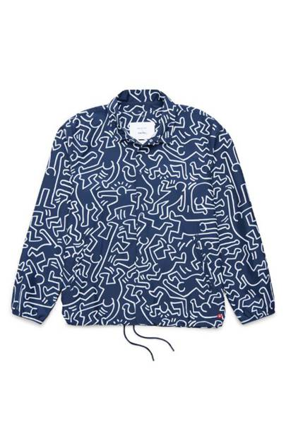 Herschel Supply 'Voyage' coach jacket