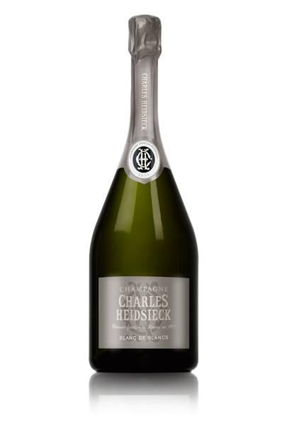 Blanc de Blancs Champagne, Charles Heidsieck