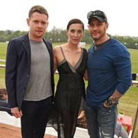 Jack O'Connell, Vicky McClure & Tom Hardy