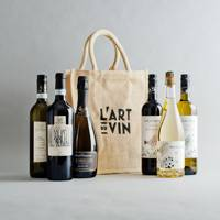 A Jute Bag of L'Art du Vin