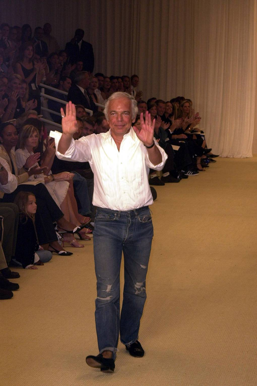 65e6ceadf Ralph Lauren interview   I became the celebrity. You re not coming in to  buy someone else